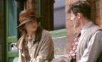 """Image extraite du film """"The Hours"""" (2002) de  Stephen Daldry dans lequel Nicole Kidman (à gauche) interprète Virginia Woolf et Stephen Dillane (à droite) son mari Leonard (Photo : SIPA;51405895_000033)"""
